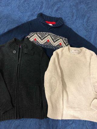 Conjunt 3 jerseis nen 5 anys