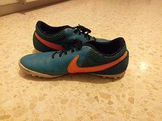 Zapatos Segunda € En Mano Nike Solete Multitacos De 5 Alto Por bgfY67y