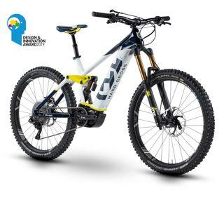 Husqvarna HC9 e bike