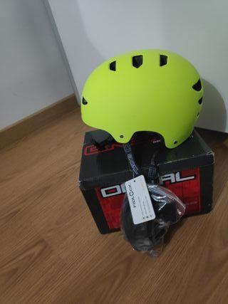 casco skate oneal adulto xl