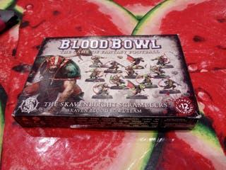 Skavens Boood Bowl