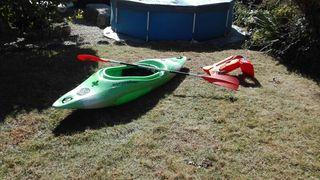 Kayak aguas bravas METHOD PERCEPTION
