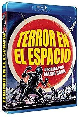 Terror en el espacio [Blu-ray] Mario Bava