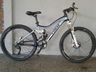 Trek lush bicicleta montaña mujer