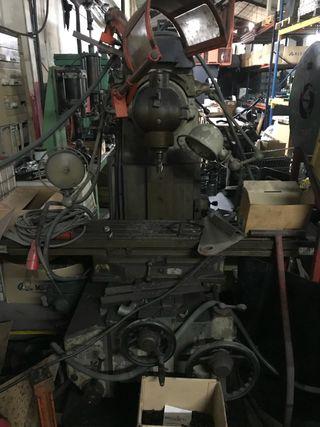 Fresadora GAMBIN 1M.