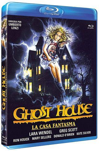 La Casa Fantasma (Ghost House) 1988 [Blu-ray]