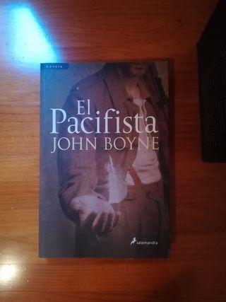 Libro El Pacifista