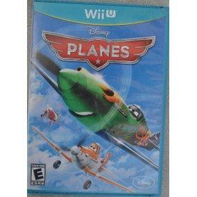 Wii u planes
