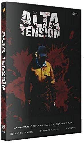 Alta Tensión DVD 2003 Haute Tension Alexandre Aja