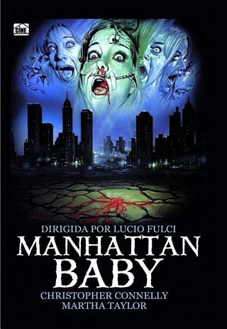 Manhattan Baby [DVD] Lucio Fulci
