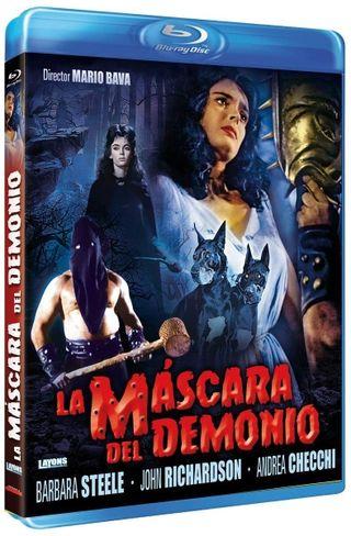 La Máscara del Demonio [Blu-ray] 1960 Mario Bava