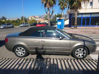 Audi A4 2003 cabrio