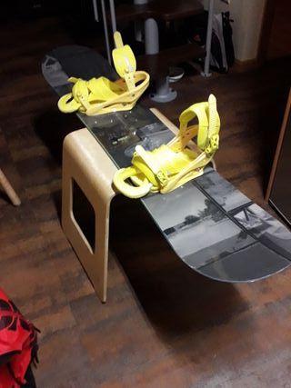 Tabla de Snowboard 137cm