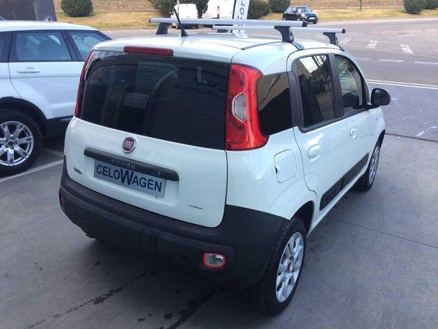 Fiat Panda 4x4 VAN 1.3 Mjet. climbing