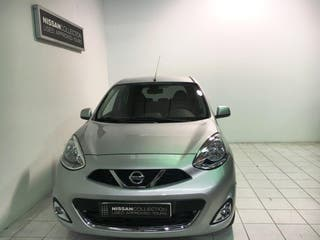 Nissan Micra 5p 1.2G N-TEC