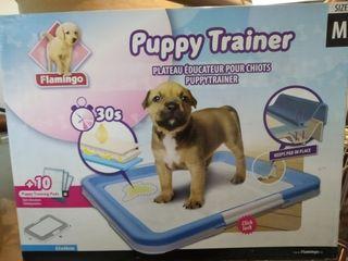Bandeja entrenamiento cachorros