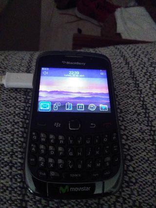 blacberry 9300 movistar