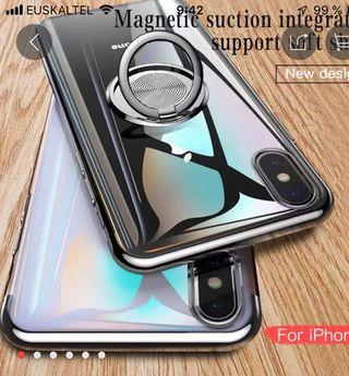 Funda flexible para Iphone 7 plus o 8 plus