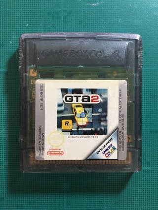 Grand Theft Auto 2 (Game Boy)