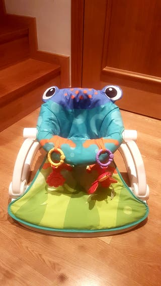 Asiento aprendizaje Fisher Price