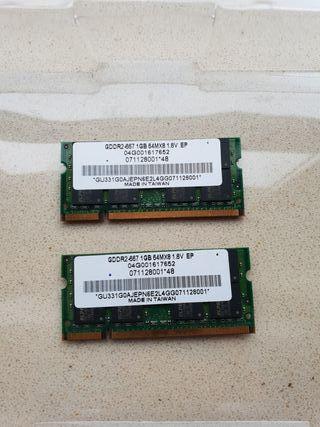 2 GB DDR2