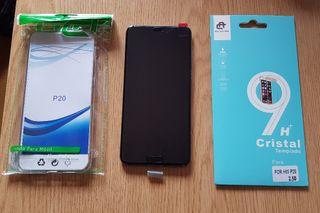 Huawei P20 Totalmente nuevo!!