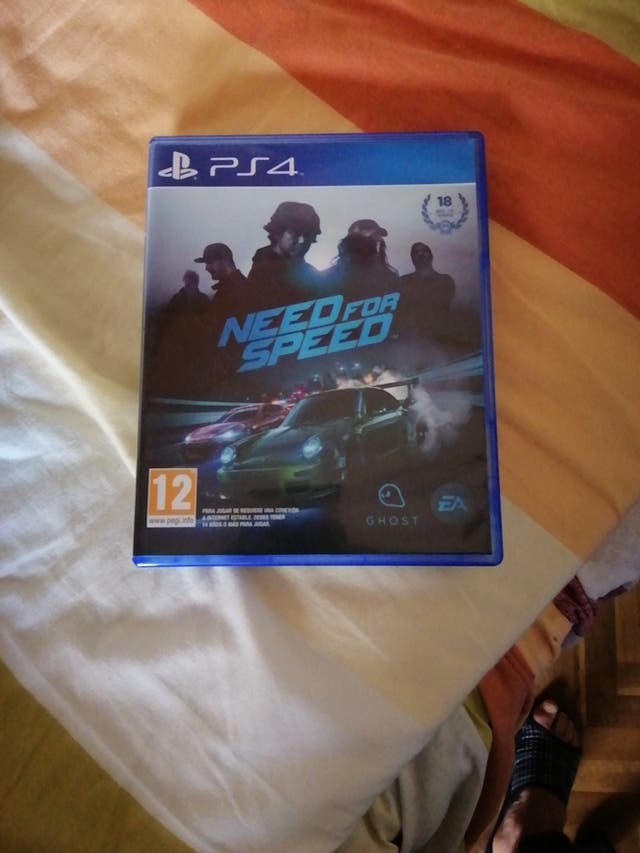 need for speed ps4 cambio o vendo