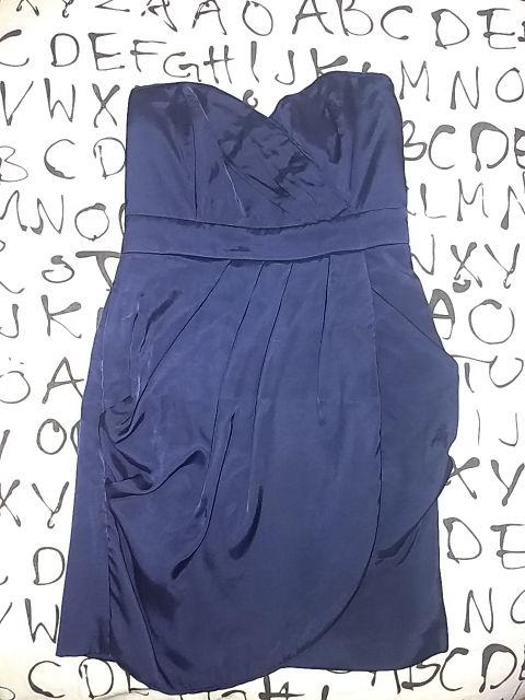 vestido corto talla 40