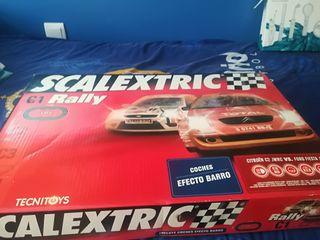 Scalextric C1 Rally