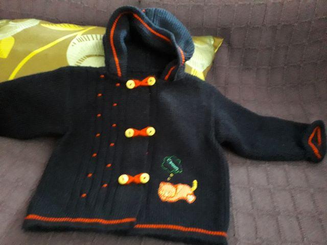 chaquetas niño
