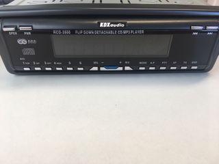 KDX audio