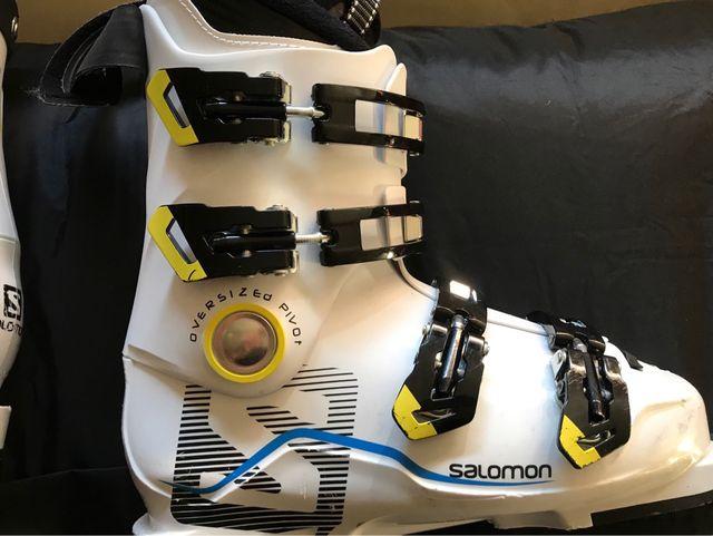 Salomon botas Ski niño/junior
