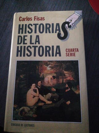 Libro Historia de la historia