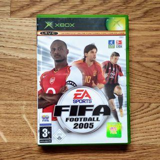 FIFA 2005 (Xbox)