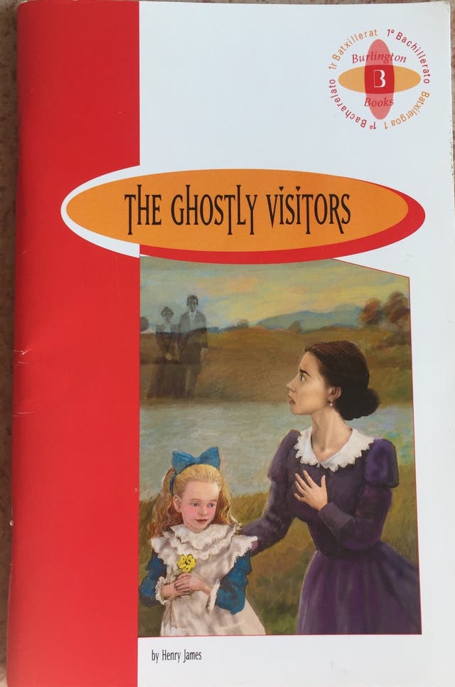 The ghostly visitors