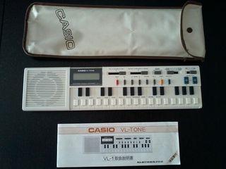 Minipiano Casio VA Tone 1980