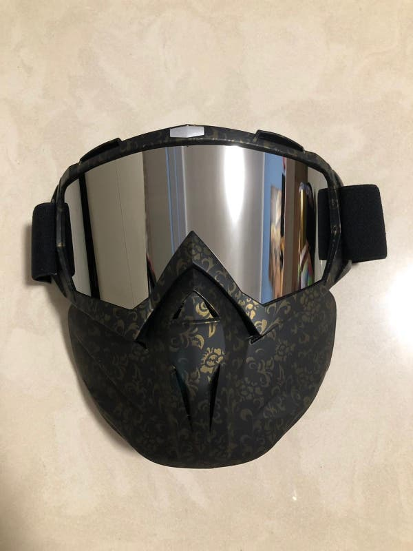 Máscara de snow