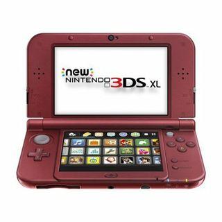 New nintendo 3ds XL con juegos