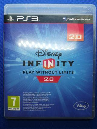 Disney infinity juego PS3 versión 2.0