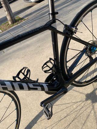 Bicicleta de carretera Ghost Nivolet 2017
