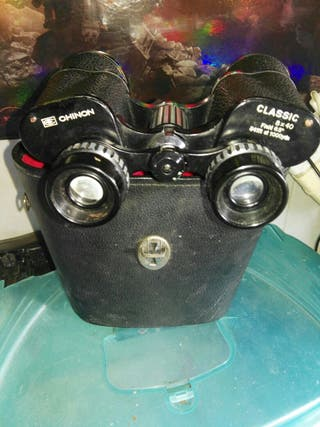 prismáticos catalejos 8 x 40