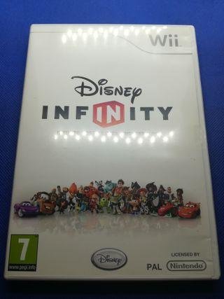 Disney infinity juego Wii versión 1.0