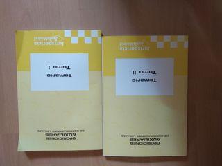 libros auxiliares administrativos