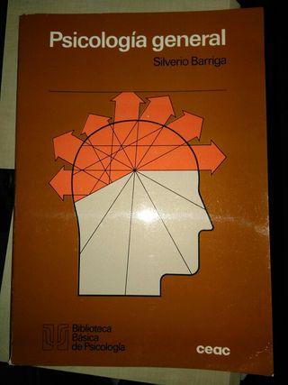 Psicología general de Silverio Barriga
