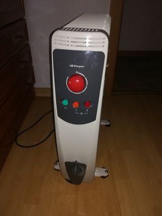Estufa calefactor Orbegozo