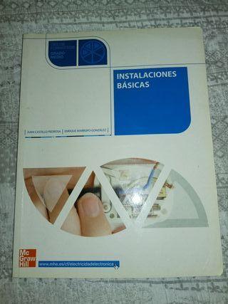 Libro INSTALACIONES BÁSICAS