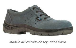 Zapatos seguridad V pro