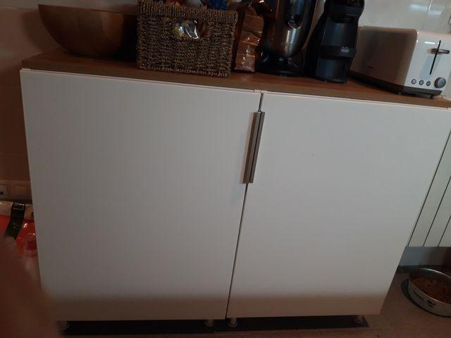 Mueble de cocina ikea de segunda mano por 70 € en Sant Cugat del ...