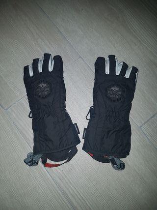 guantes nieve niña