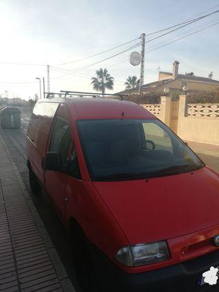 Fiat escudo 2002